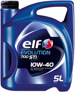 ELF EVOLUTION 700 STI 10W40