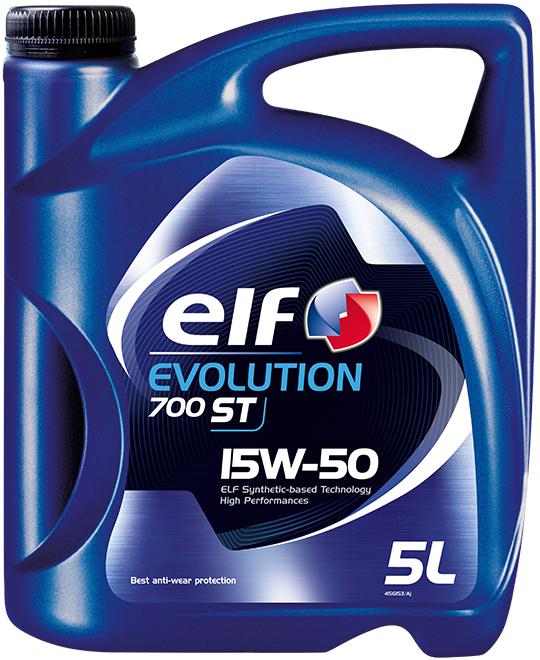 ELF EVOLUTION 700 STI 15W50