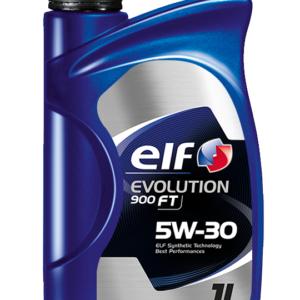 ELF EVOLUTION 900 FT 5W30