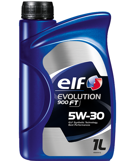ELF EVOLUTION 900 FT 5W30