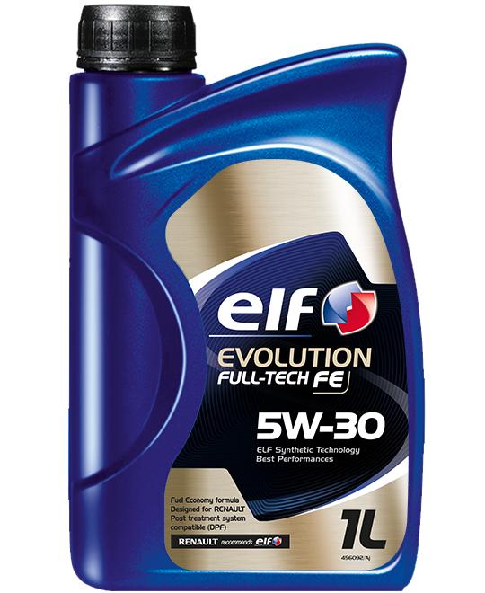 ELF EVOLUTION FULL TECH FE 5W30 01