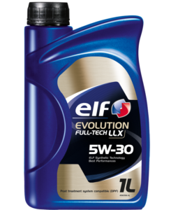 ELF EVOLUTION FULL TECH LLX 5W30