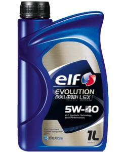 ELF EVOLUTION FULL TECH LSX 5W40
