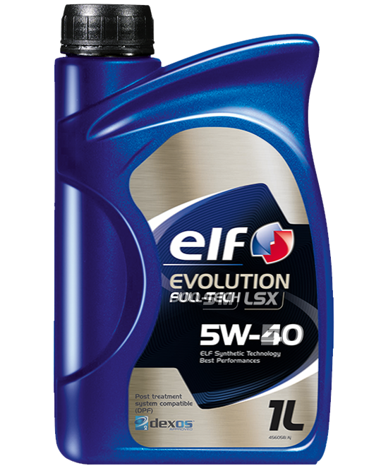 ELF EVOLUTION FULL TECH LSX 5W40