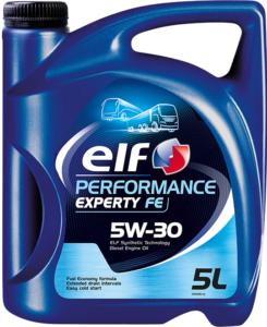 ELF PERFORMANCE EXPERTY FE 5W30
