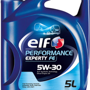 ELF PERFORMANCE EXPERTY FE 5W30