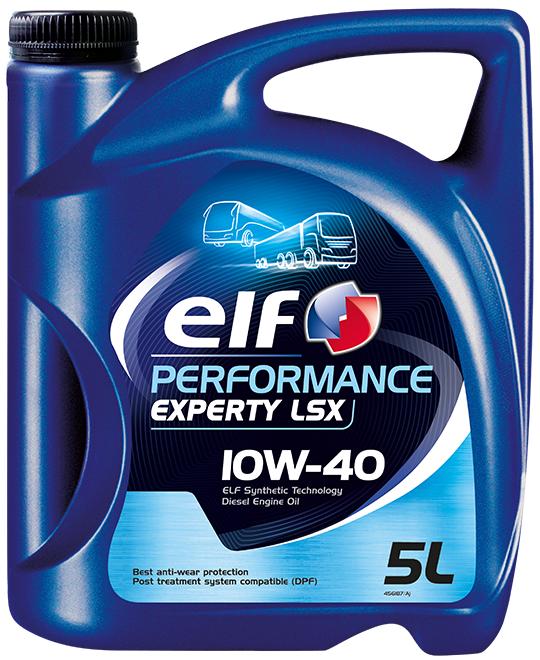 ELF PERFORMANCE EXPERTY LSX 10W40