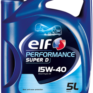 ELF PERFORMANCE SUPER D 15W40