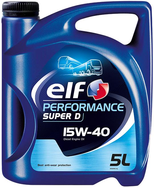 ELF PERFORMANCE SUPER D 15W40