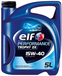 ELF PERFORMANCE TROPHY DX 15W40
