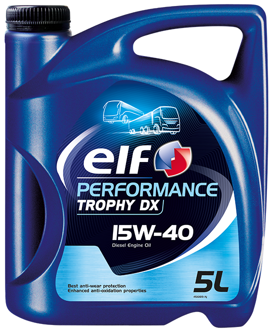 ELF PERFORMANCE TROPHY DX 15W40