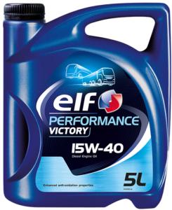 ELF PERFORMANCE VICTORY 15W40