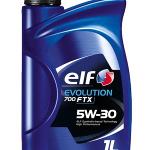 ELF EVOLUTION 700 FTX 5W30