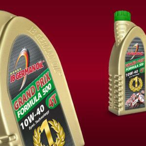 Grand Prix Formula 500 (teilsynth.) 4-Takt SAE 10W-40