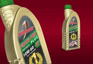 Grand Prix Plus (vollsynth.) 4-Takt SAE 10W-60