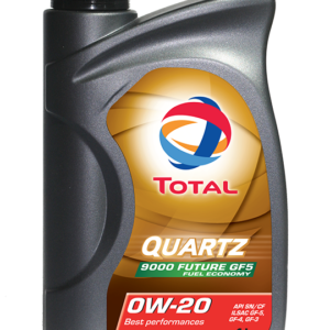 QUARTZ 9000 FUTURE GF5 0W20