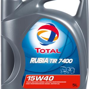 RUBIA TIR 7400 15W40