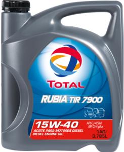 RUBIA TIR 7900 15W40