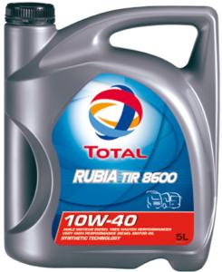 RUBIA TIR 8600 10W40