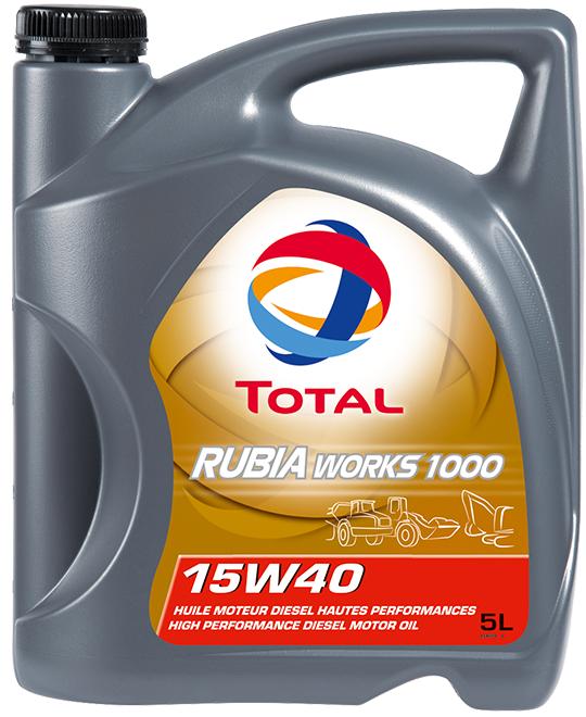 RUBIA WORKS 1000 15W40